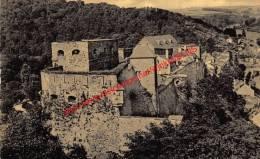 Le Château-fort - Bouillon - Bouillon