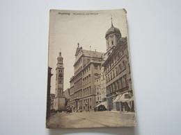 Perlachturm Und Rathaus - Augsburg