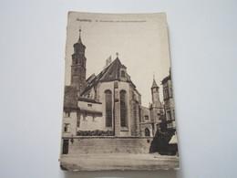 St. Annakirche Und Goldschmiedkapelle - Augsburg