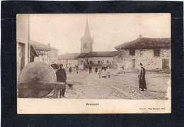 55 Brocourt-en-Argonne  Commune Française Située Dans Le Département De La Meuse En Région Grand Est Animée1918 - France
