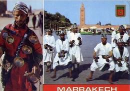 Marrakech - Diversos Aspectos - Formato Grande Viaggiata – E 7 - Marrakech