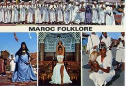 Marocco - Folklore - Formato Grande Non Viaggiata – E 7 - Non Classificati