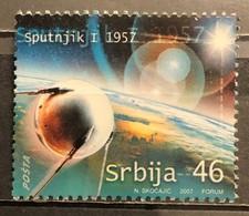 Serbia, 2007, Mi: 220 (MNH) - Spazio