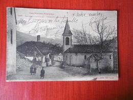 D 65 - Environs D'argeles - Vidalos, Près Argelès - L'église Et La Tour - Sonstige Gemeinden