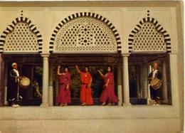 Tunisia - Folklore A La Kouba Du Brebedere - Formato Grande Viaggiata Mancante Di Affrancatura – E 7 - Tunisia