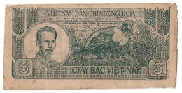 North Vietnam 5 Dong 1948 - Vietnam