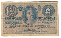 Austria 2 Kronen 1914 - Austria