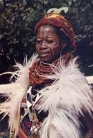 Nigeria - Girl From Northern Nigeria - Formato Grande Viaggiata Mancante Di Affrancatura – E 7 - Nigeria