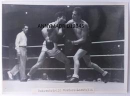 CPA - BOXE - BOXEUR - BOKS - BOKSER - BOXEN - BOXING - FELIX WOUTERS - CLETO LOCATELLI (Bruxelles Le 03-11-1937) - Boxing