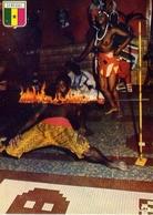 Dakar - Senigal - Ballets Mansou Gueye - Formato Grande Viaggiata – E 7 - Senegal