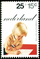 Nederland 1972 Kinderbedankkaart B - Lettres & Documents