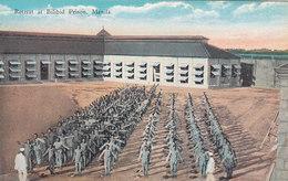 Retreat At Bilibid Prison,  Manila - Filippine