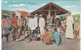 The Igorote Dog Market,   FHILIPPINES - Filippine