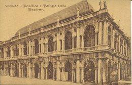 005206  Vicenza - Basilica O Palazzo Della Ragione - Vicenza