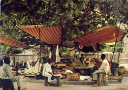 Lagos Nigeria - Handicraft Traders - Formato Grande Viaggiata – E 7 - Nigeria
