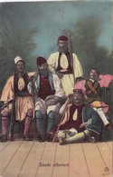 BANDE ALBANESI - Albanien