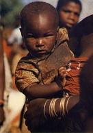Mombasa Kenya - Innocence - Formato Grande Viaggiata – E 7 - Kenia