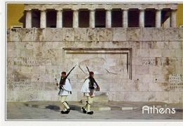 Atene - Monumento Del Milite Ignoto - Formato Grande Non Viaggiata – E 7 - Grecia