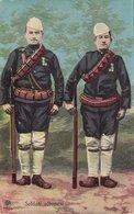 SOLDATI ALBANESI - Albanie