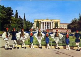 Athens - National Dresses - Formato Grande Non Viaggiata – E 7 - Grecia