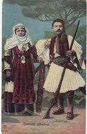 COSTUMI ALBANESI - Albanie