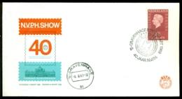 Nederland 1969 Speciale Envelop NVPH Show Zonder Adres - Briefe U. Dokumente