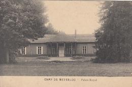 Camp De Beverloo - Palais Royal - Leopoldsburg (Kamp Van Beverloo)