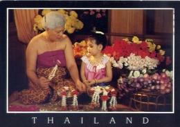 Thailand - Formato Grande Viaggiata – E 7 - Cartoline