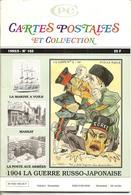 CPC N°165 - La Marine à Voile - Massay - La Poste Aux Armees- La Guerre Russo Japonaise - Livres & Catalogues