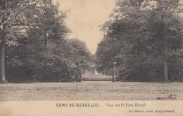 Camp De Beverloo - Vue Sur Le Parc Royal - Leopoldsburg (Kamp Van Beverloo)