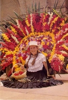 Medellim Colombia - Silletera - Desfile - Formato Grande Non Viaggiata – E 7 - Cartoline