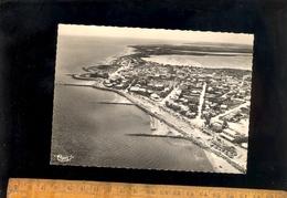 SAINTES STES MARIES DE LA MER Bouches Du Rhône 13 : Vue Panoramique Aérienne  1958 - Saintes Maries De La Mer