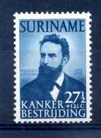 1950 SURINAME N.273 MNH ** - Suriname