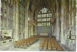 GLOUCESTER  CATHEDRAL - THE LADY CHAPEL - Gloucester