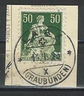 SBK 113 Stempel Laax - Svizzera
