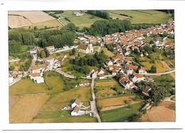 ASQUINS - Vue Aérienne Du Village - France