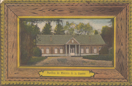 Camp De Beverloo  Pavillon Du MINISTRE De La GUERRE - Leopoldsburg (Kamp Van Beverloo)