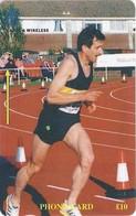 Falklands - Marathon Hugh Marsden, 269CFKC, 1999, 6.000ex, Used - Islas Malvinas