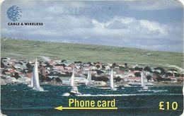Falklands - Millennium Odyssey Yachts, 314CFKD, 1999, 20.000ex, Used - Falkland Islands