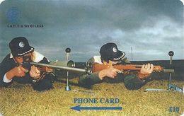 Falklands - Rifle Shooting, 269CFKD, 1999, 6.000ex, Used - Falkland Islands