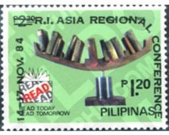 Ref. 313342 * MNH * - PHILIPPINES. 1984. ROTARY INTERNATIONAL . ROTARY INTERNACIONAL - Philippines