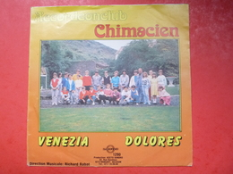 CHIMAY - Accordeonclub Chimacien - VENEZIA-DOLORES - Production Sandrino  S1290 - Vinylplaten