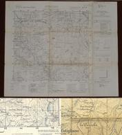 IGM 9 Carte Appennino Tosco-Emiliano, Post 1950/60 - Carte Topografiche