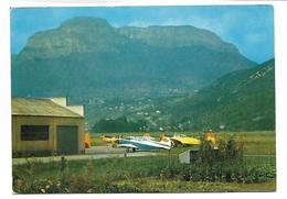 CHALLES LES EAUX - Le Terrain D'aviation - France