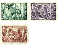 Ref. 87614 * MNH * - FINLAND. 1953. FOR THE BENEFIT OF  ANTI-TUBERCULOSIS WORK . A BENEFICIO DE LAS OBRAS ANTI-TUBERCULO - Finnland
