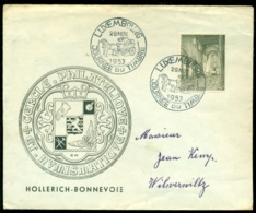 Luxemburg 1953 FDC Journée Du Timbre - FDC