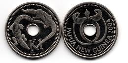Papua New Guinea - 1 Kina 2004 UNC Lemberg-Zp - Papouasie-Nouvelle-Guinée