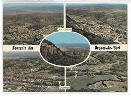 Souvenir Des ORGUES DE BORT - France