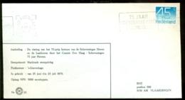 Nederland 1979 Speciale Envelop 75 Jarig Bestaan Scheveningse Haven En Laakhaven Nr. 25 - Poststempel