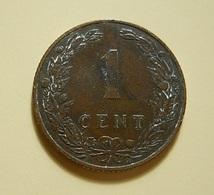 Netherlands 1 Cent 1905 - [ 3] 1815-… : Kingdom Of The Netherlands